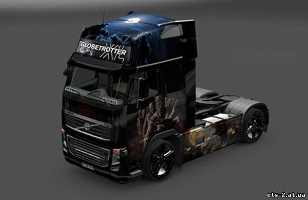 Скины Скания для Euro Truck Simulator 2